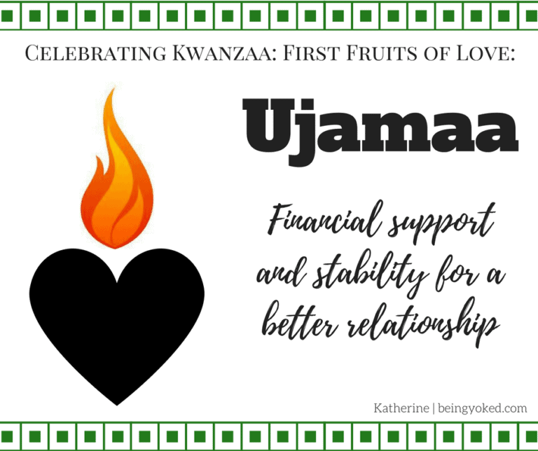 Ujamaa: How the Money Principle of Kwanzaa Improves Relationships
