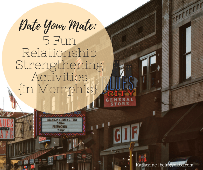 Date Your Mate: 5 Fun Relationship Strengthening Activities in Memphis