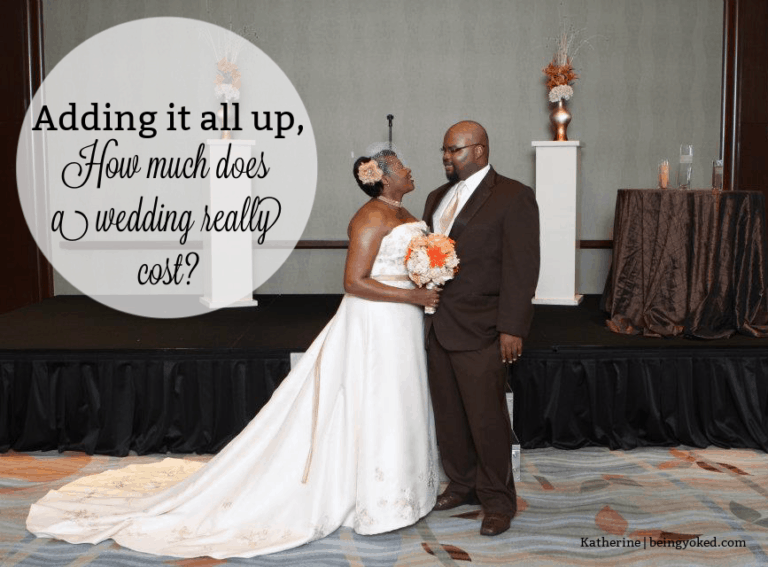 Adding It All Up, How Much Does A Wedding Really Cost?