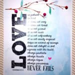 Yes, This What Love Really Means + A Giveaway