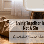 Living Together is Not a Sin