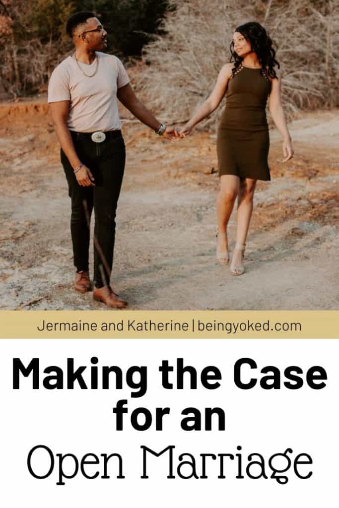 making the case for an open marriage