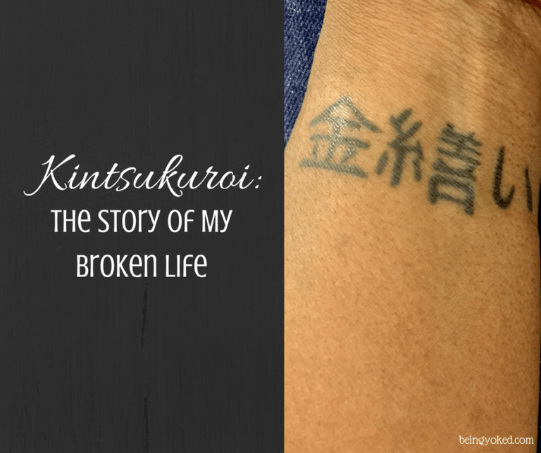 Kintsukuroi: The Story of My Broken Life