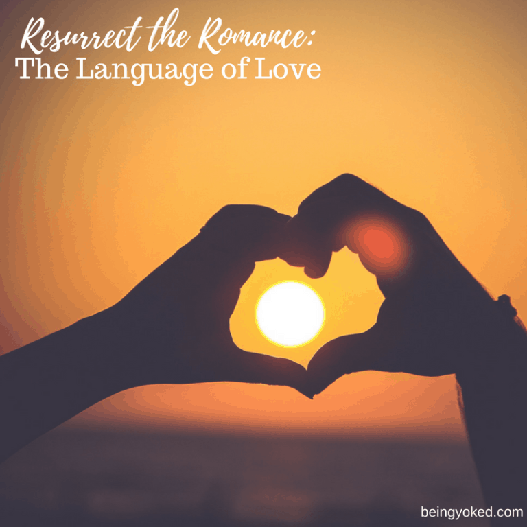 Resurrecting the Romance: The Language of Love