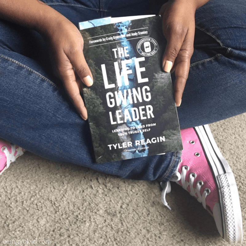 The Life Giving Leader Book Review