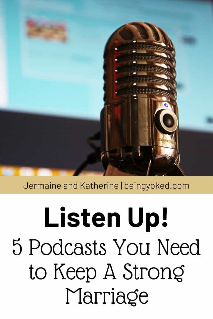 Podcasts you need to keep a strong marriage