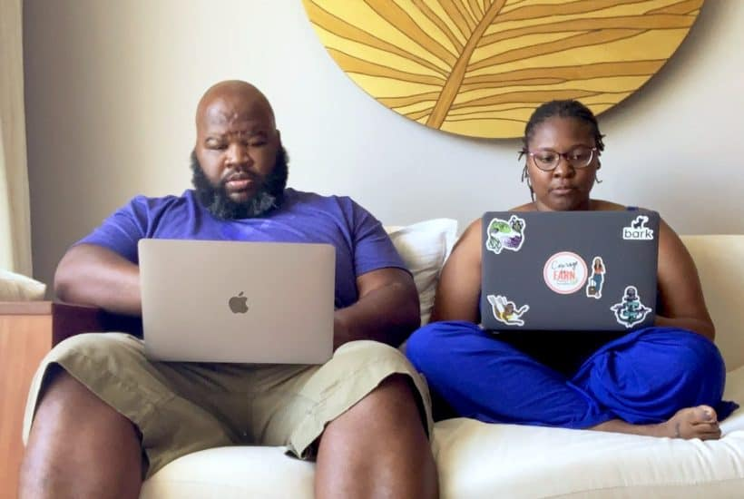 How to keep your marriage intact while stuck in the house