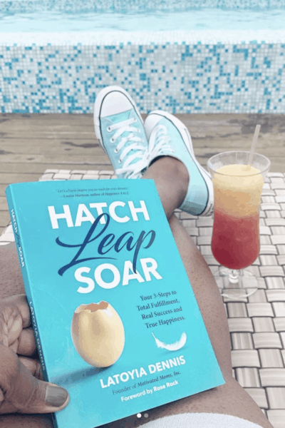 Hatch Leap Soar book to find purpose