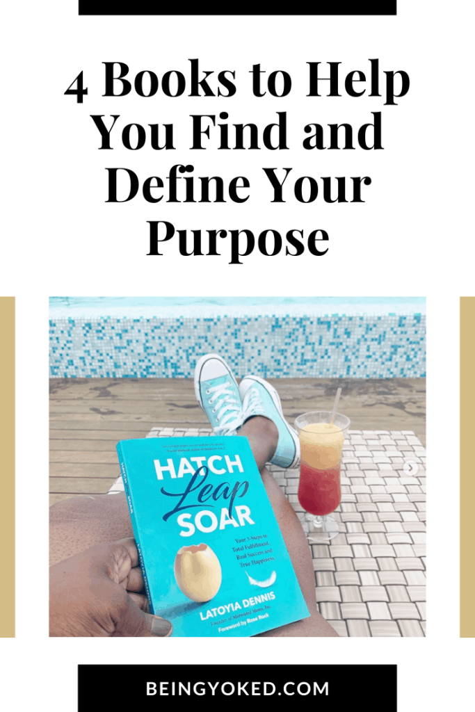 books to help find purpose